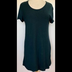 James Perse T-Shirt Dress or Tunic size Large